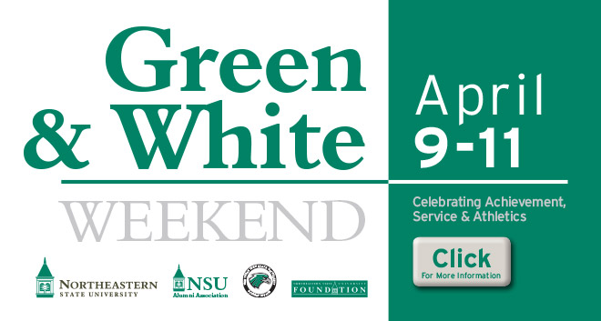 Green & White Weekend