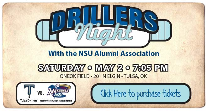 Tickets on sale now for Tulsa Drillers Night