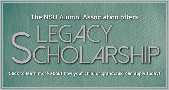 Alumni Association Legacy Scholarship